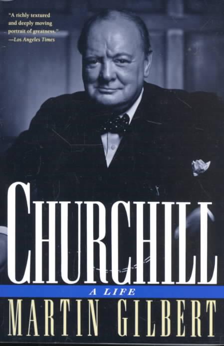 Churchill By Gilbert, Martin